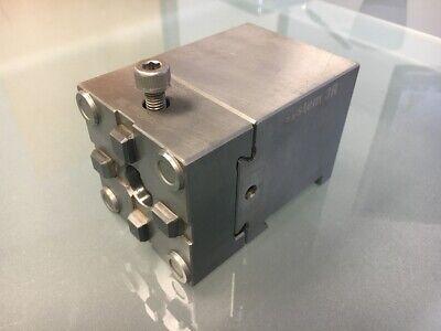 System 3r Wire Edm Manual Macro Chuck W90 Deg Adapter- 3r-602.27 Edm Tooling