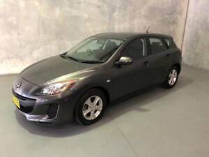 Mazda 3 Hatchback for Hire - from $7 per hour