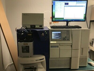 Waters Quattro Micro Qqq Mass Spectrometer 2695 996 Pda Lc-ms System