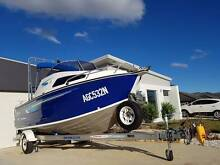 2010 Stacer 539 SeaRunner with 90hp Mercury Optimax Bonnyrigg Fairfield Area Preview