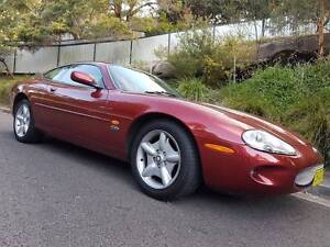 Jaguar XK8 Sport - Auto - V8 - recent major service - beautiful! Kirrawee Sutherland Area Preview