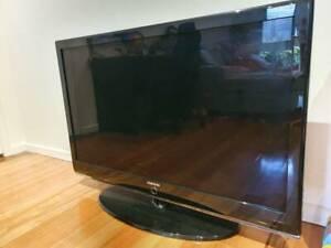 Samsung 46 inch TV and Chromecast - $170
