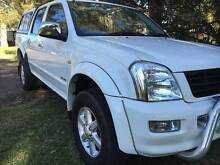2005 HOLDEN RA RODEO DUAL CAB CREW CAB UTE LT MODEL PERFECT COND Bonnells Bay Lake Macquarie Area Preview