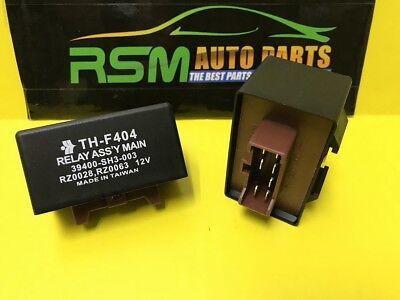 Honda Civic Fuel Pump Relay (NEW Fuel Pump Main Relay Honda Civic CRX 88-91 Integra 90-93 Legend )