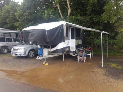 2015 Jayco Swan Outback Stafford Heights Brisbane North West Preview