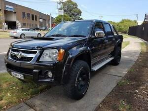 2009 holden colorado service manual
