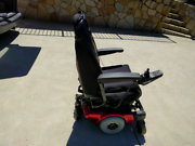 Electric Powered Wheelchair Calwell Tuggeranong Preview