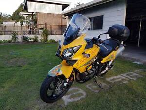2010 Suzuki V-Strom DL1000 with RWC and Registered Tingalpa Brisbane South East Preview