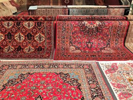 Best Selection Of Hand Made Persian Rugs Easter Weekend