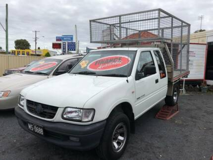 2002 Holden Rodeo Ute, large cage , long rego Long Jetty Wyong Area Preview