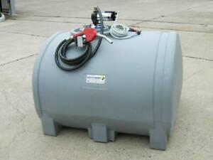 1200L Diesel fuel tank 12V Italian pump Darra Brisbane South West Preview