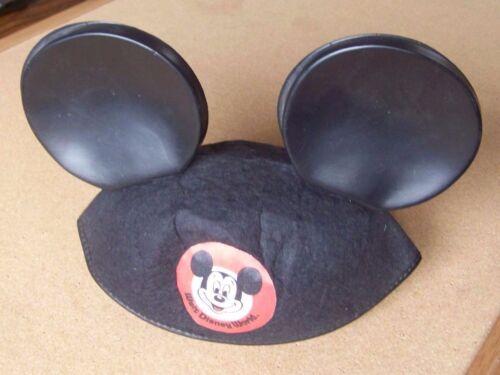 SANDY Mickey Mouse ears traditional club type hat one size Walt Disney World