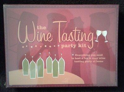 Разное The Wine Tasting Party Kit,