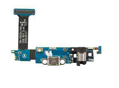 OEM USB Charging Port Dock Flex Cable Mic For Samsung Galaxy S6 EDGE G925A -
