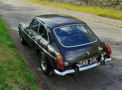 MGB GT - classic car (Tax & MOT exempt) with overdrive