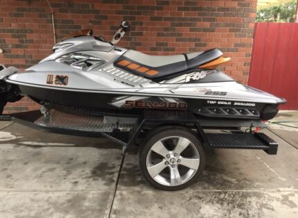 2008 RXP 255 LOW HOURS