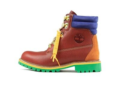 Timberland Limited Release X Just Don Football Leather Men's 11