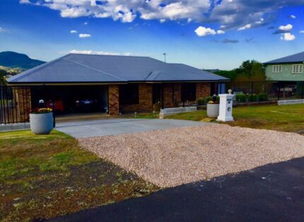 Picturesque property in the beautiful scenic rim