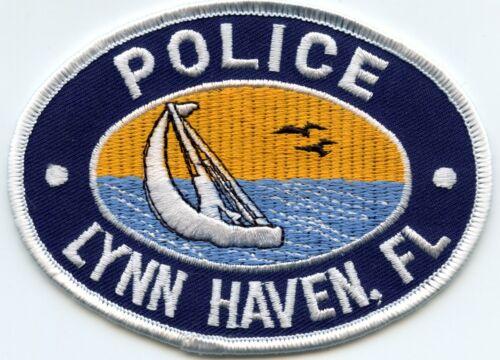 LYNN HAVEN FLORIDA FL POLICE PATCH