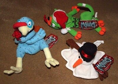 Meanie Shocking Stuffers COLD TURKEY Splat in the Hat Slushy the Snowman beanie