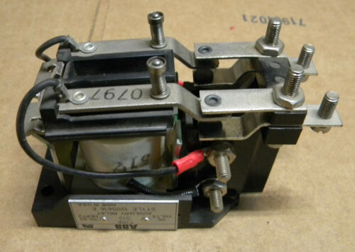 ABB 1205616E Type SG Auxiliarry Relay