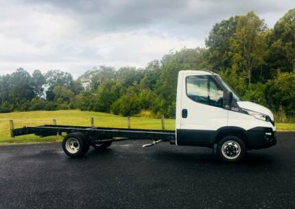 Iveco Daily 50C17 Cab Chassis 3750mm WB Petrie Pine Rivers Area Preview
