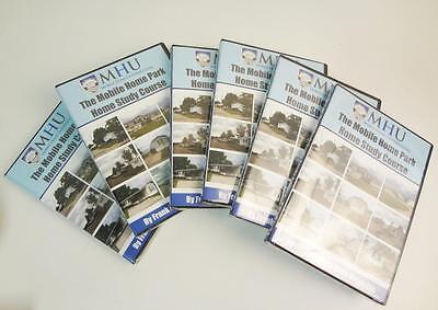 The Mobile Home Park Investing Home Study Course  24 CDs MHU