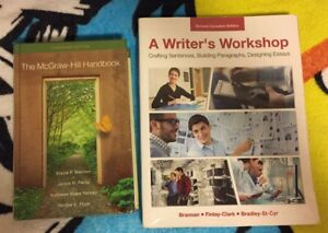 A Writer's Workshop and McGraw-Hill Handbook