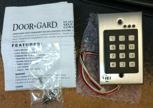 IEI 232i DOOR GARD INDOOR KEYPAD SYSTEM