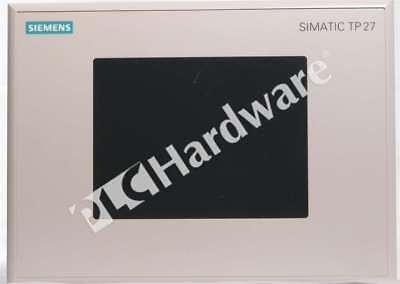 Siemens 6av3627-1nk00-2ax0 6av3 627-1nk00-2ax0 Tp27-6 Touch Panel No Battery