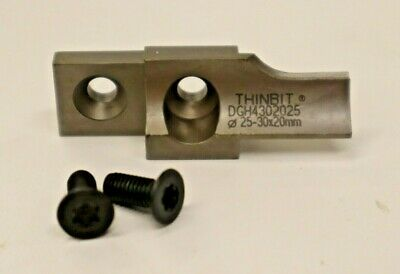 Kaiser Thinbit Dgh4302025 Grooving Head 25-30x20mm  B198