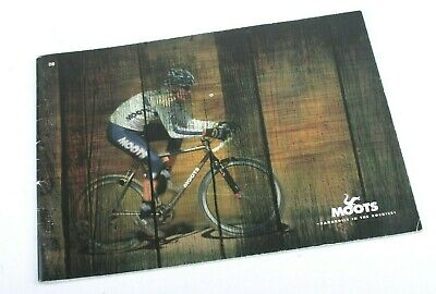 Moots Cycles (2008 Moots Cycles Catalog: Vamoots Compact Psychlo X Mootour Mooto Cinco Zirkel)