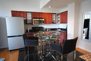 Live in historic McLeod Building! 1 bdrm, great views downtown!