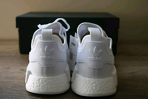 Adidas NMD_R1 Triple White US10 NEVER WORN Perth Perth City Area Preview
