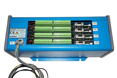 Midas Box 5000 Box5000 Cnc Servo Controller