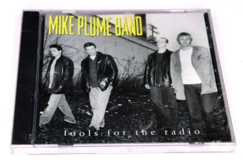 MIKE PLUME BAND Fools For The Radio 2001 Steel Belted Records CD