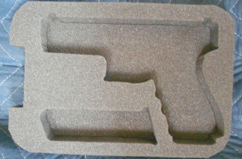 CUSTOM Insert for GLOCK pistol 20 or 21