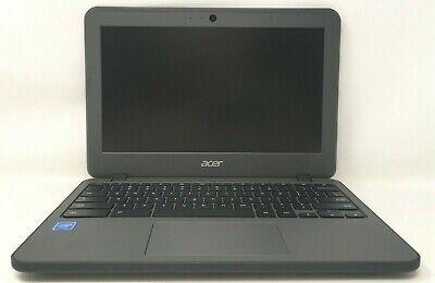 "Acer Chromebook 11 N7 11.6"" Celeron N3060 4GB 32GB TouchPad NX.GM8AA.006 *NOB*"