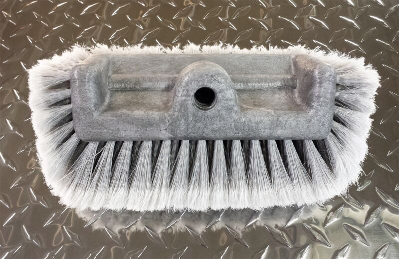 Quad Head Wash Brush