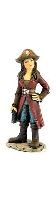 Female pirate in Brown Hat - 3.5