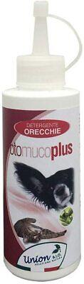 OTOMUCOPLUS 100 ML DETERGENTE ORECCHIE PER CANI GATTI PER CERUME SPORCO PRURITO