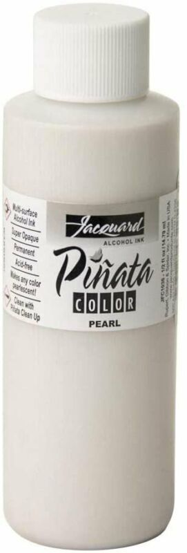 Pinata Metallic Pearl Alcohol Ink That by Jacquard, Professional and...