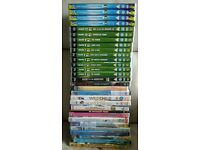 Job lot of 30 children's DVD collection immaculate condition