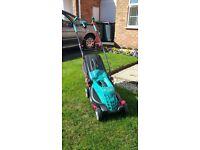 Bosch Rotak 370 ER Lawn Mower