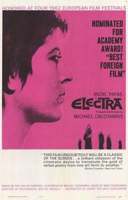 (ELECTRA Irene Papas COUNTRY CONQUERED QUEEN IMPRISONED USED VERY GOOD DVD)