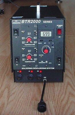 Ok Industries Btr2000 Soldering Desoldering System