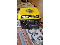 Wolf WP950 Generator