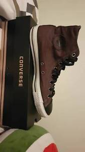 Converse ALL STAR, Cranberry CT SPEC HI  Size 10UK Calista Kwinana Area Preview
