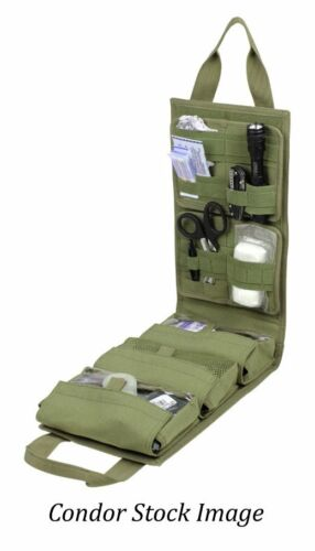 Condor Pack Insert Hook and Loop OD Green