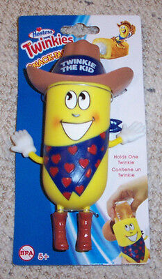 DISCONTINUED HOSTESS TWINKIE COLLECTIBLE SNACK CAKE HOLDER FIGURE NEW